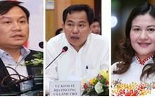 Thủ tướng bổ nhiệm 3 Thứ trưởng độ tuổi 40