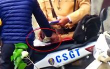 Vụ CSGT nghi mãi lộ: Đình chỉ 6 đội trưởng, đội phó đội CSGT