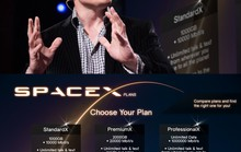 Elon Musk bán gói cước internet từ vũ trụ chỉ là… tin đồn?