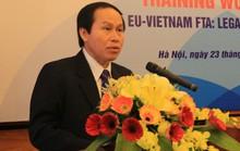 Thứ trưởng Bộ Tư pháp làm Phó Bí thư tỉnh Hậu Giang