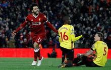 Hung thần Mohamed Salah giúp Liverpool thắng hủy diệt Watford