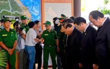Thủ tướng Nguyễn Xuân Phúc viếng cố Thủ tướng Phan Văn Khải