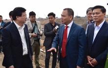 Phó Thủ tướng Trịnh Đình Dũng mong sớm có ô tô Vinfast cạnh tranh với xe nhập khẩu