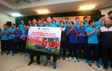 Đau đầu tính thuế TNCN đối với tiền thưởng của U23 Việt Nam