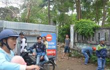 Đà Nẵng: Dự án du lịch bít lối xuống biển, dân kéo đến phản đối