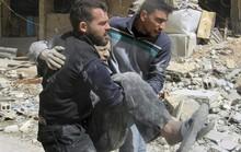 Syria: Phiến quân dội rốc-két vào Damascus, 35 người chết