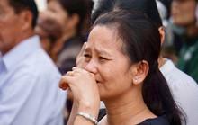 Nước mắt rơi khi ông Sáu Khải về với đất mẹ