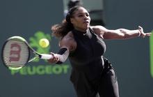 Serena Williams thua sốc Osaka, sớm bị loại khỏi Miami Open