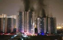 Video: Cảnh sát PCCC hướng dẫn thoát nạn khi xảy ra hỏa hoạn tại chung cư