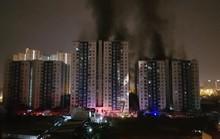 Cháy chung cư Carina làm 13 người chết: Không loại trừ có sự phá hoại