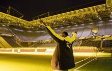 Mê M.U nhưng tia chớp Usain Bolt chọn Dortmund?