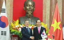 Tổng thống Moon Jae In cam kết các biện pháp bảo vệ cô dâu Việt