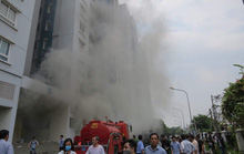 Phó Thủ tướng Trương Hòa Bình: Khẩn trương làm rõ vụ cháy chung cư Carina