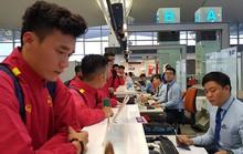 Đội tuyển Việt Nam đến Jordan sau gần 16 giờ bay