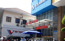 Bộ Công an khám xét chi nhánh Ngân hàng Eximbank ở quận 1