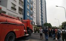 Khởi tố vụ án hình sự vụ cháy chung cư Carina