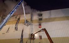 Vụ cháy trung tâm thương mại Nga: Không có người Việt thiệt mạng