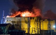 Nga: Cháy trung tâm mua sắm, 53 người thiệt mạng