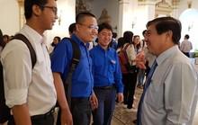 Sinh viên TP HCM quan tâm đề án thu hút nhân tài