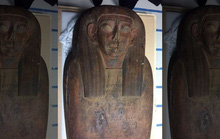 Mở quan tài rỗng trong bảo tàng, phát hiện xác ướp 2.600 tuổi