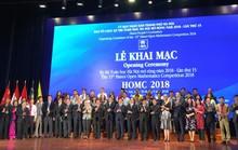 Khai mạc Kỳ thi Toán học Hà Nội mở rộng 2018