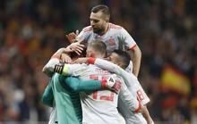 Vắng Messi, Argentina thảm bại dưới tay Tây Ban Nha
