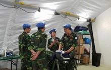69 người Việt Nam làm nhiệm vụ quốc tế tại Nam Sudan