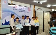 Công bố Giải thưởng Đổi mới sáng tạo và khởi nghiệp TP HCM