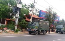 Khám nhà nghi phạm trong vụ xả súng ở Kon Tum