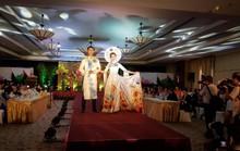 Sôi nổi hội thi Duyên dáng áo dài Saigontourist