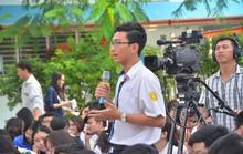 Đưa trường học đến thí sinh tại TP HCM 2018: Thí sinh đặt câu hỏi xuất sắc