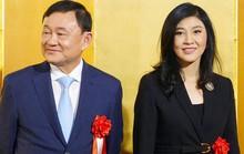 Ông Thaksin và bà Yingluck tươi cười ở Nhật Bản