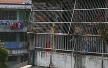 Tử thần chực chờ các chung cư cũ tại TP HCM