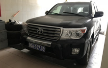 Đấu giá thất bại 2 xe ô tô sang doanh nghiệp tặng tỉnh Nghệ An