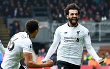 Salah lại tỏa sáng, Liverpool ngược dòng hạ Crystal Palace