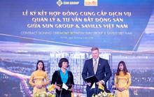 Sun Group và Savills Việt Nam hợp tác quản lý tổ hợp Sun Grand City Ancora Residence