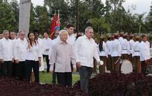 Tổng Bí thư Nguyễn Phú Trọng thăm TP Santiago De Cuba