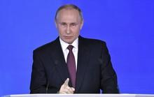 Lời nhắn gửi của ông Putin cho Washington