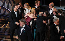 Giải Oscar 90: Chiến thắng của khát vọng tự do