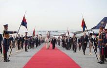 """Ả Rập Saudi và Ai Cập góp 10 tỉ USD xây """"đại thành phố"""""""