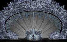 Sân khấu băng giá gắn 45 triệu viên pha lê của Oscar 2018