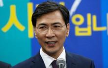 Hàn Quốc: Ngôi sao chính trị từ chức vì cưỡng hiếp thư ký
