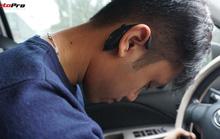Tìm hiểu thiết bị chống ngủ gật khi lái xe