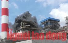 Đang làm rõ nguyên nhân vụ cháy tại Nhà máy Nhiệt điện Duyên Hải 3