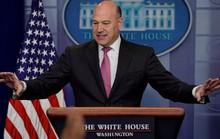 Cố vấn kinh tế của ông Trump từ chức, thị trường lo điềm chẳng lành