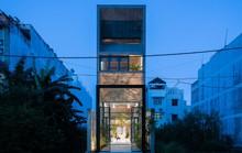 Ngôi nhà ống ở TP HCM lên tạp chí kiến trúc của Mỹ
