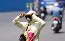 Nhiệt độ ở Sài Gòn lên đến 39 độ C, kéo dài đến tháng 5