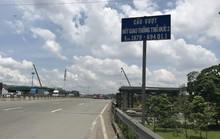 TP HCM: Ngưng lưu thông qua cầu vượt trạm 2 trong 1 tháng