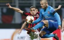 Arsenal bùng nổ khó tin, thắng AC Milan ở Ý