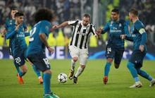 Juventus khó mơ vượt ải Bernabeu